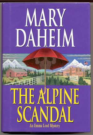 Image for THE ALPINE SCANDAL