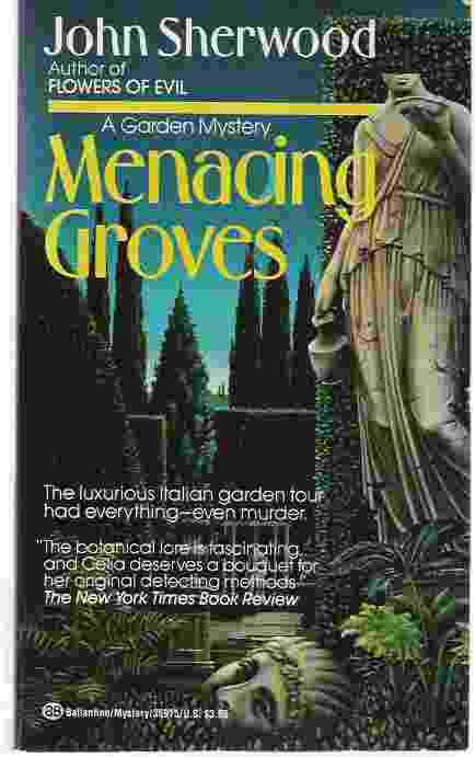 Image for MENACING GROVES