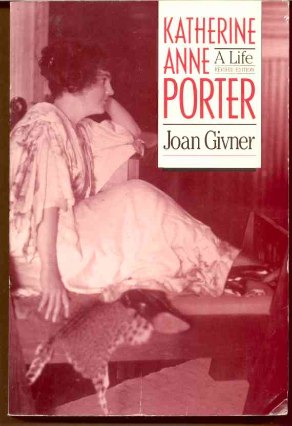 Image for KATHERINE ANNE PORTER: A LIFE