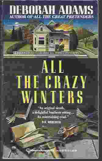 Image for ALL THE CRAZY WINTERS