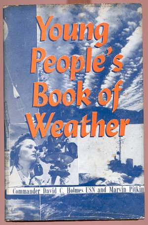 Image for YOUNG PEOPLE'S BOOK OF WEATHER