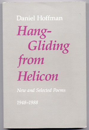 Image for HANG-GLIDING FROM HELICON New and Selected Poems, 1948-1988
