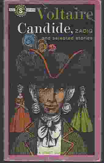 Image for CANDIDE, ZADIG AND SELECTED STORIES