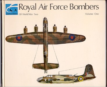 Image for ROYAL AIR FORCE BOMBERS OF WORLD WAR TWO, VOLUME ONE