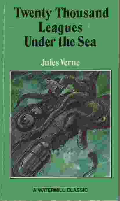 Image for TWENTY THOUSAND LEAGUES UNDER THE SEA [UNABRIDGED]