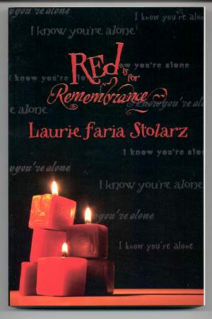 Image for RED IS FOR REMEMBRANCE