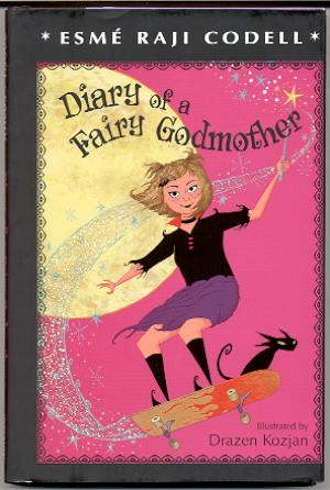 Image for DIARY OF A FAIRY GODMOTHER