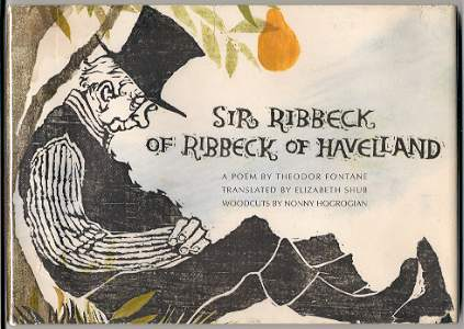 Image for SIR RIBBECK OF RIBBECK OF HAVELLAND