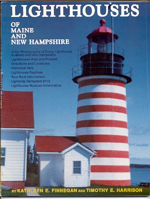 Image for LIGHTHOUSES OF MAINE AND NEW HAMPSHIRE