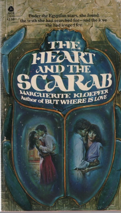 Image for THE HEART AND THE SCARAB