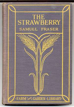 Image for THE STRAWBERRY,: CONTAINING PRACTICAL DIRECTIONS FOR THE PROPAGATION, CULTURE, HARVESTING AND MARKETING OF STRAWBERRIES FOR PROFIT,