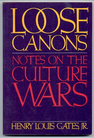 Image for LOOSE CANONS: NOTES ON THE CULTURE WARS