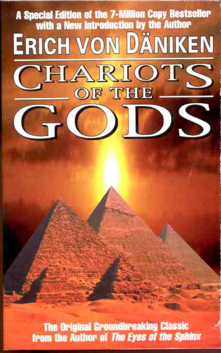 Image for CHARIOTS OF THE GODS [NEW] Unsolved Mysteries of the Past