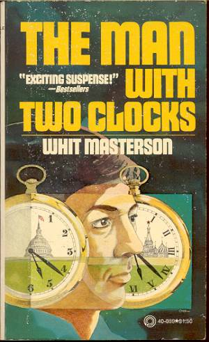 Image for THE MAN WITH TWO CLOCKS