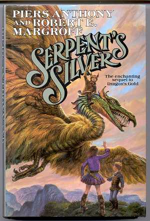 Image for SERPENT'S SILVER