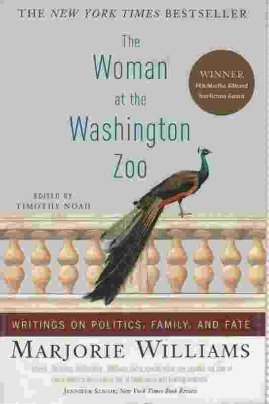 Image for THE WOMAN AT THE WASHINGTON ZOO