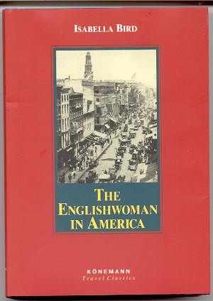 Image for THE ENGLISHWOMAN IN AMERICA