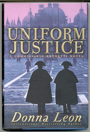 Image for UNIFORM JUSTICE