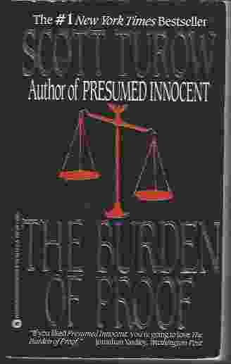 Image for THE BURDEN OF PROOF