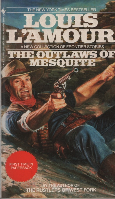 Image for THE OUTLAWS OF MESQUITE