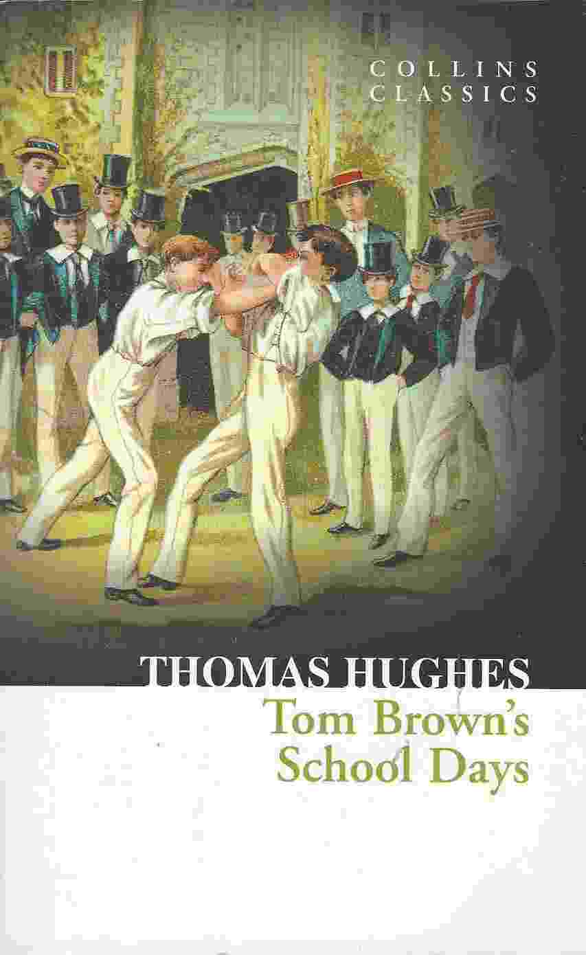 Image for TOM BROWN'S SCHOOL DAYS