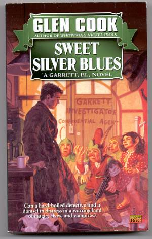 Image for SWEET SILVER BLUES