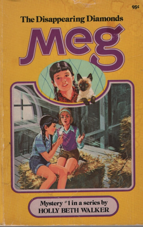 Image for MEG AND THE DISAPPEARING DIAMONDS