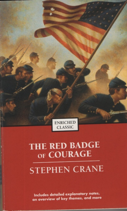 Image for THE RED BADGE OF COURAGE