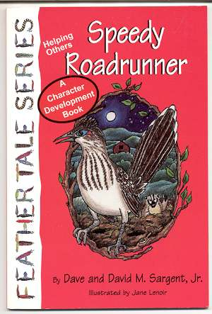 Image for SPEEDY ROADRUNNER: HELPING OTHERS