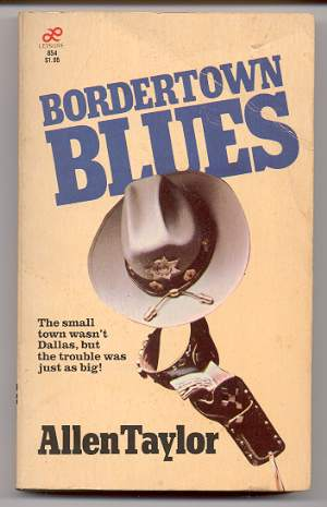 Image for BORDERTOWN BLUES