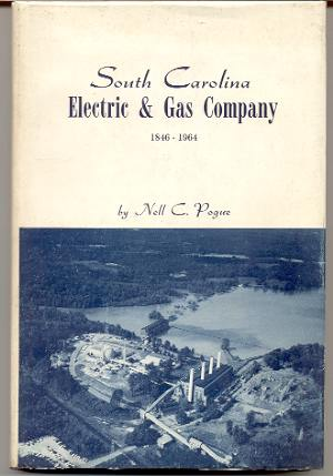 Image for SOUTH CAROLINA ELECTRIC AND GAS COMPANY 1846-1964