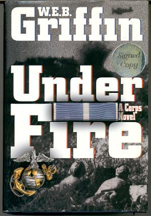 Image for UNDER FIRE [SIGNED]