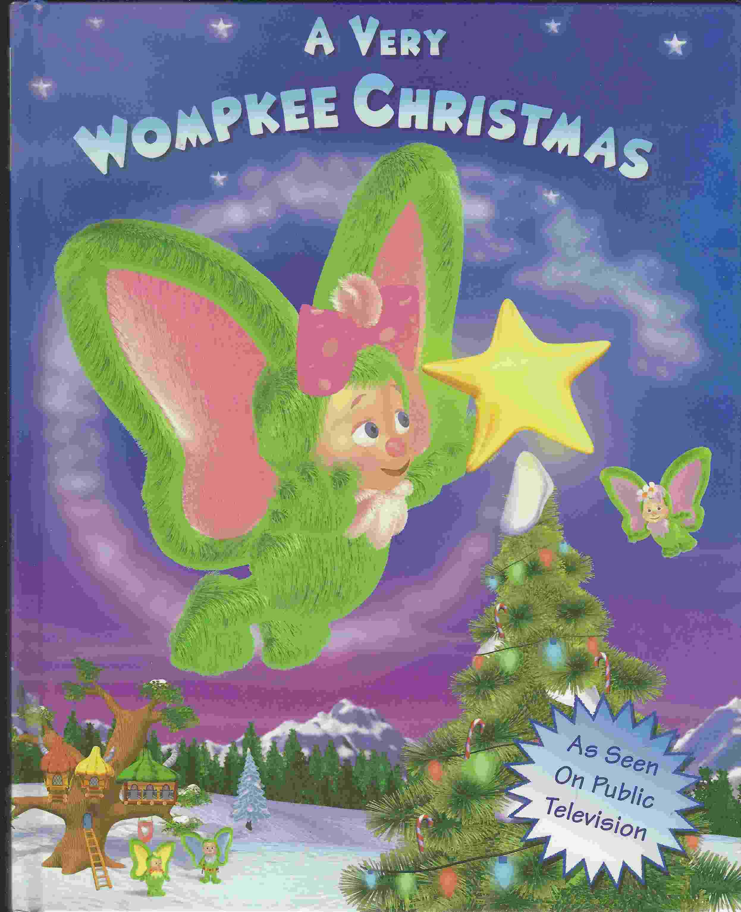 Image for A VERY WOMPKEE CHRISTMAS