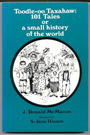 Image for TOODLE-OO TAXAHAW: 101 TALES OR A SMALL HISTORY OF THE WORLD