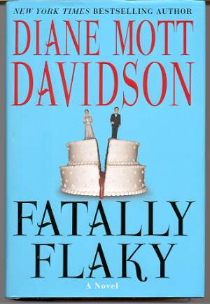 Image for FATALLY FLAKY: A NOVEL