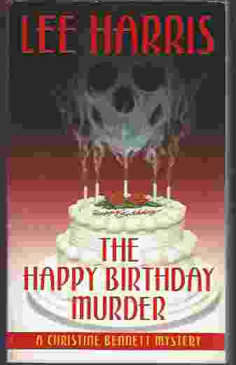 Image for THE HAPPY BIRTHDAY MURDER