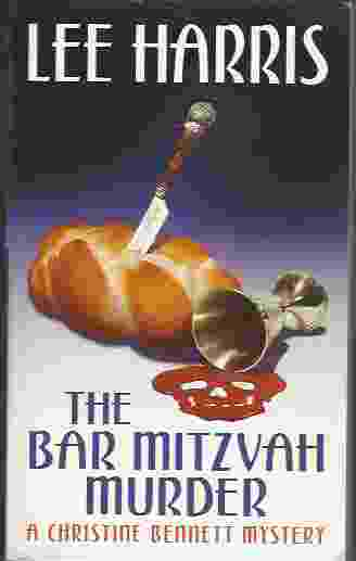 Image for THE BAR MITZVAH MURDER