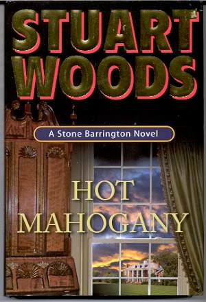 Image for HOT MAHOGANY