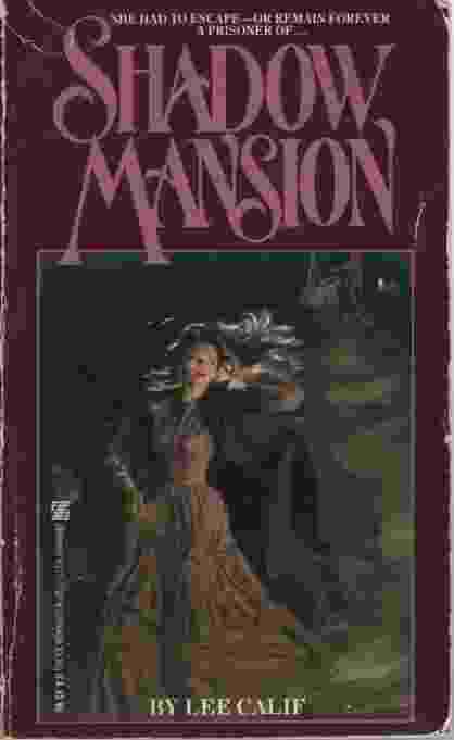 Image for SHADOW MANSION