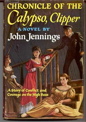 Image for CHRONICLE OF THE CALYPSO, CLIPPER