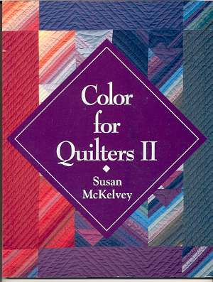 Image for COLOR FOR QUILTERS II