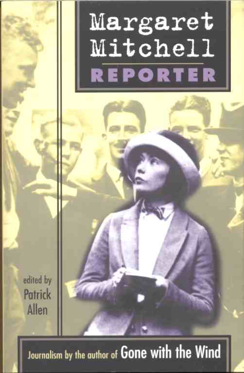 Image for MARGARET MITCHELL: REPORTER