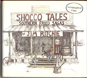 Image for SHOCCO TALES: SOUTHERN FRIED SAGAS