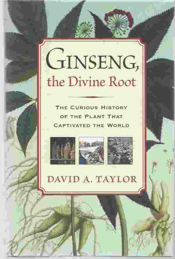 Image for GINSENG, THE DIVINE ROOT