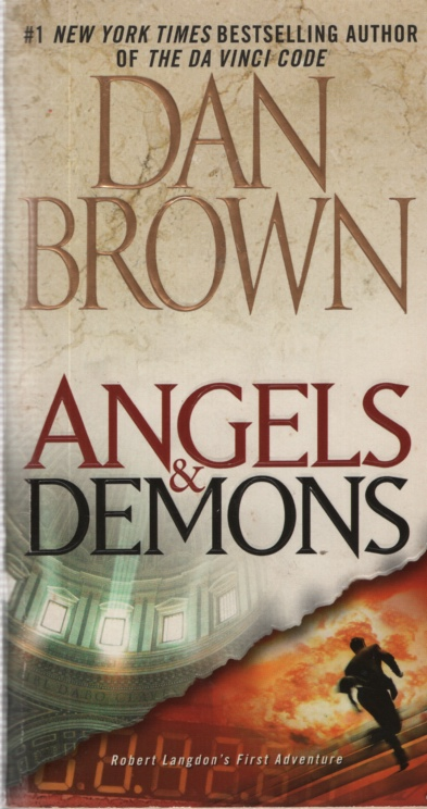 Image for ANGELS & DEMONS [TALL PB]