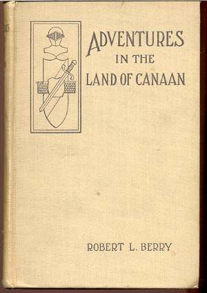 Image for ADVENTURES IN THE LAND OF CANAAN