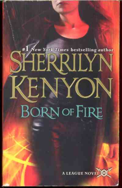 Image for BORN OF FIRE