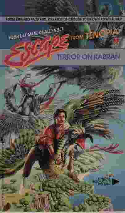 Image for TERROR ON KABRAN