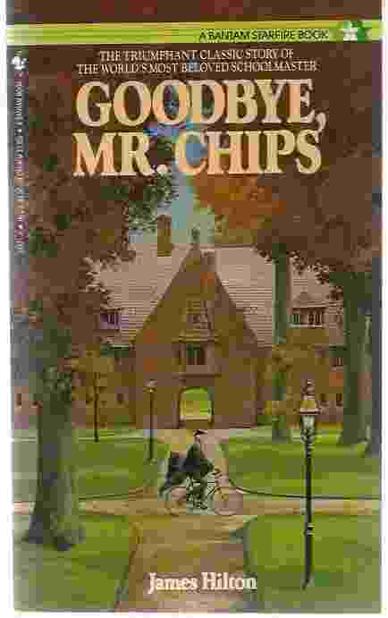 Image for GOODBYE, MR. CHIPS