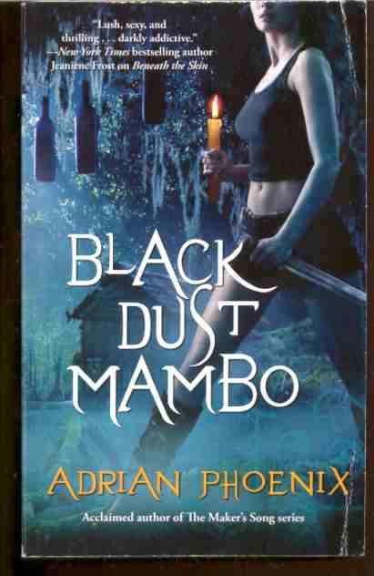 Image for BLACK DUST MAMBO
